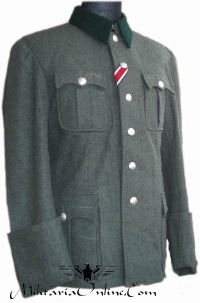 WW2 German M36 Officer Tunic Including Breeches