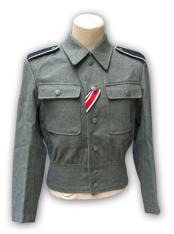 WW2 German M44 Field Tunic Set with Trousers